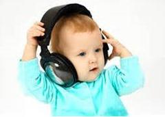 Suara Disenangi Bayi