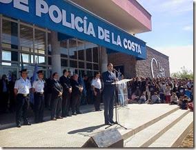 Esta es la segunda promoción en el establecimiento y sumará 340 policías a la vigilancia de las calles de nuestro Distrito.