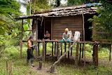 Heart of Borneo's Bukit Batikap expedition (Martin Holland, 2012)
