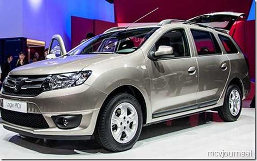Dacia Logan MCV 2013 13