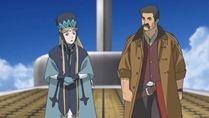 Last Exile Ginyoku no Fam - 02 - Large 02