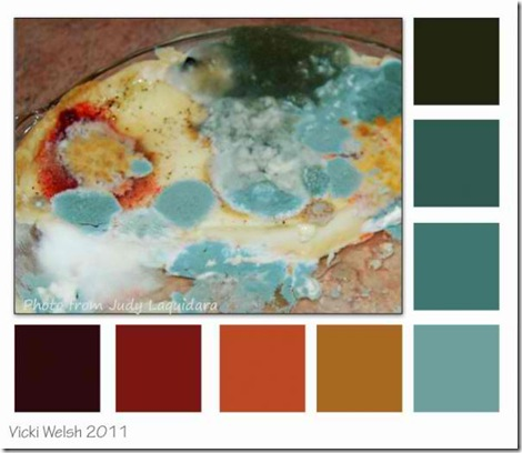 April Color Palette