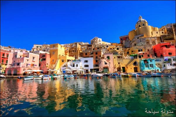 جزر ايطاليا