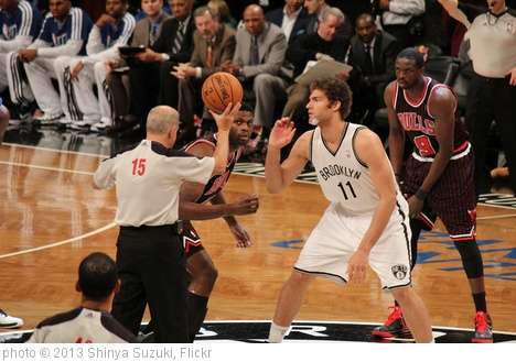 'Brook Lopez' photo (c) 2013, Shinya Suzuki - license: http://creativecommons.org/licenses/by-nd/2.0/