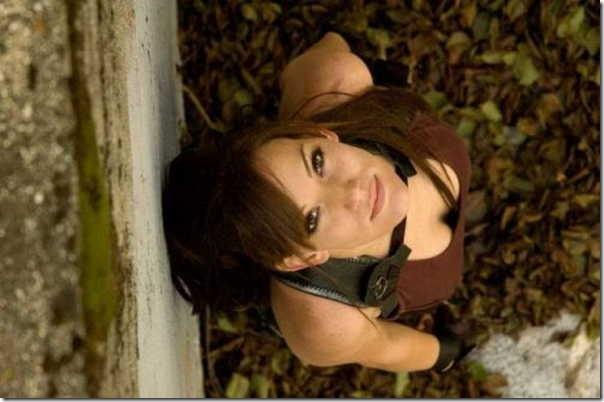 Os melhores cosplays de Lara Croft 25