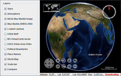 NASA World Wind SDK