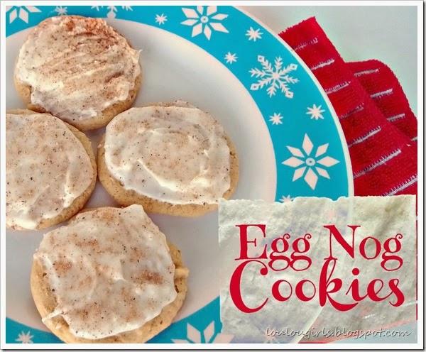 egg nog cookies 1