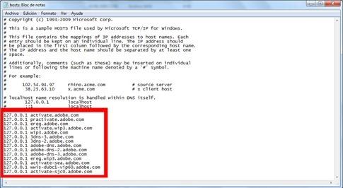 Bloquear páginas de Internet desde Windows