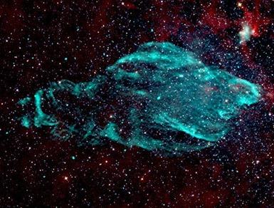 nebulosa W50