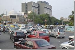 vers manali 012 sortie de Delhi