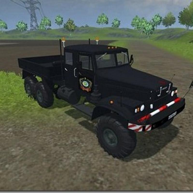 Farming simulator 2013 - KrAZ-258Z