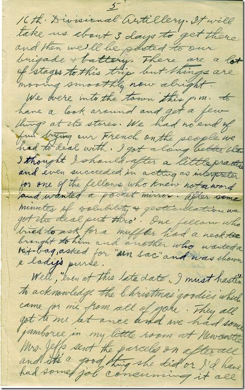 11 Jan 1917 5