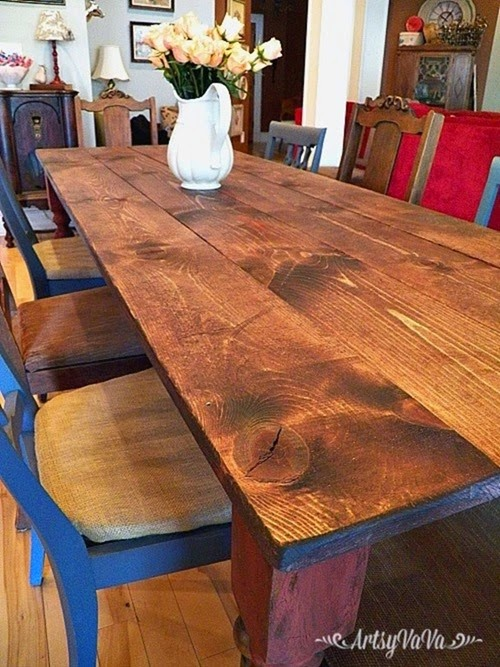 farmhouse table1L