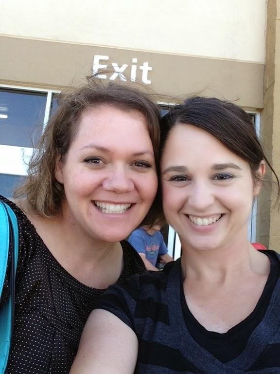 me & Robyn