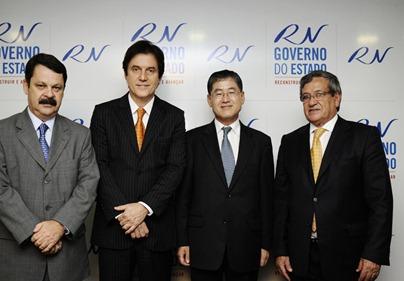 Evento reune empresrios coreanos na governadoria - Elisa Elsie (5)