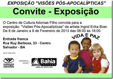 Convite Itabuna