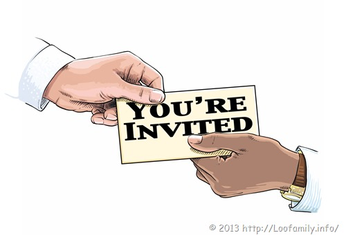Get Your Invitation to Post in Our Blog