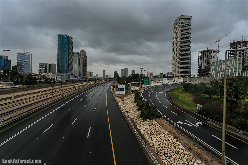 Сказ о том как одна маленькая, но гордая речка парализовала половину Израиля и весь Тель Авив (foto israel  фото тель авив и интересно и полезно дождь и снег  20130108 ta ayalon river 004 5D3 5612)