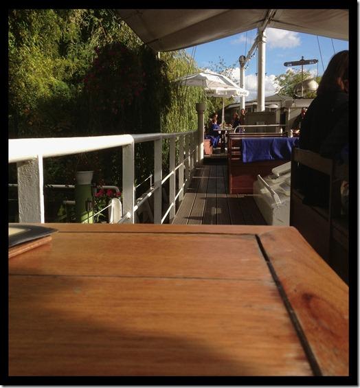 Restaurantschiff Captn Schillow