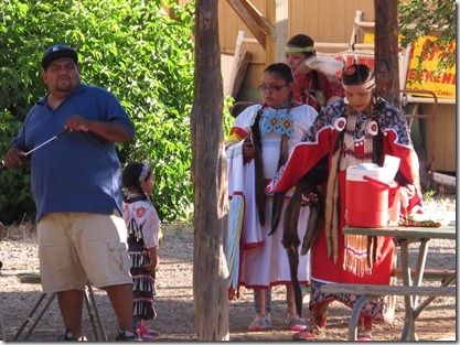 294 Cortez Catching Eagle Dancers