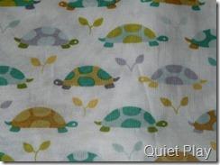 Turtle scraps
