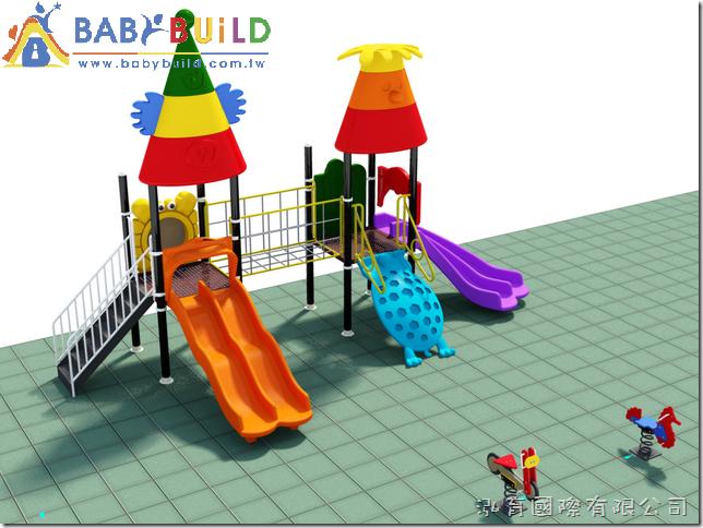 BabyBuild 私人社區遊樂設施規劃