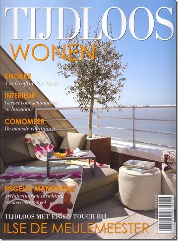 Cover Tijdloos Wonen mei-juni-juli 2012