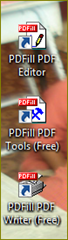 โปรแกรมติดตั้ง pdfill
