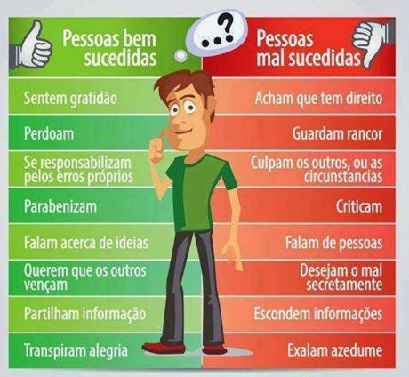 pessoas bem sucedidas