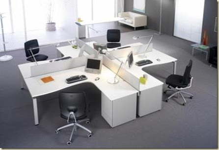 Fotos de dise os de oficinas decoraci n de interiores de for Oficinas chicas