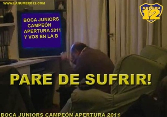 afiche boca campeon 2011 3