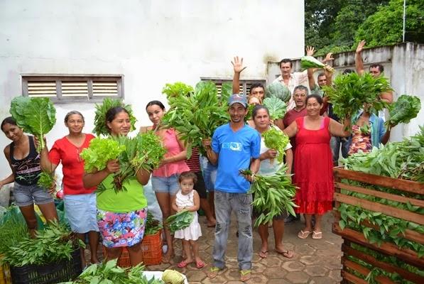 Agricultura familiar presente na alimentaçãoe escolar (1)