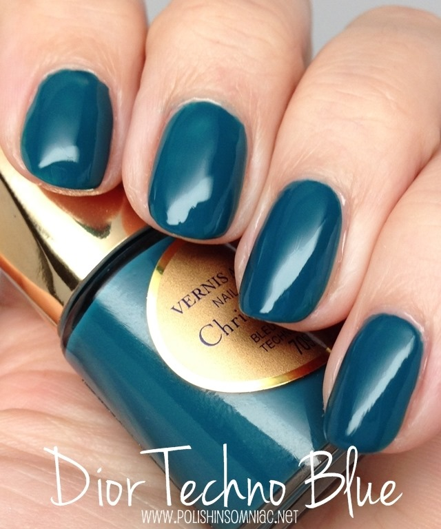 Dior Techno Blue