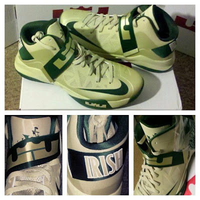 nike zoom soldier 6 pe svsm alternate home 2 01 Player Exclusive: 4th SVSM Colorway of the Nike Zoom Soldier VI
