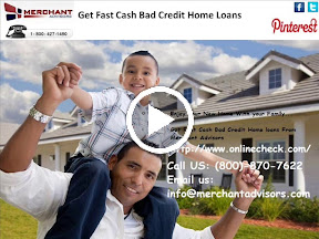 Fast Cash Bad Credit  Home Loans.wmv