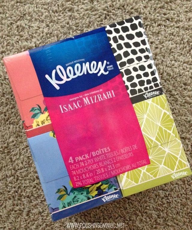 Isaac Mizrahi for #KleenexStyle