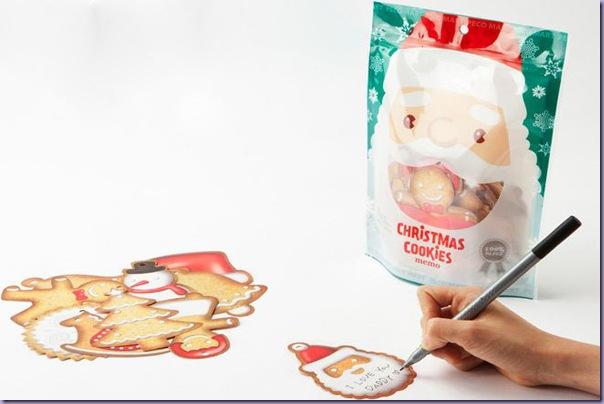Papéis-Anotações-Recados-Biscoitos-Natalinos-Aroma