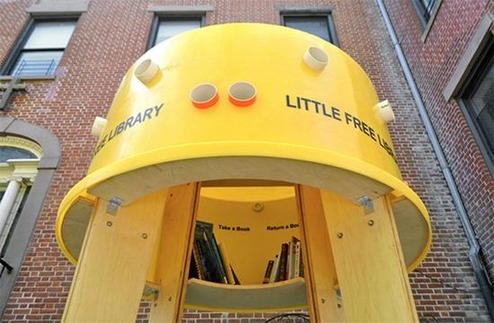 Pequena biblioteca livre (5)