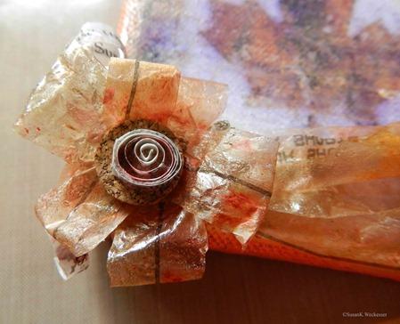 Maple Leaf Canvas SKWeckesser Ice resin 8