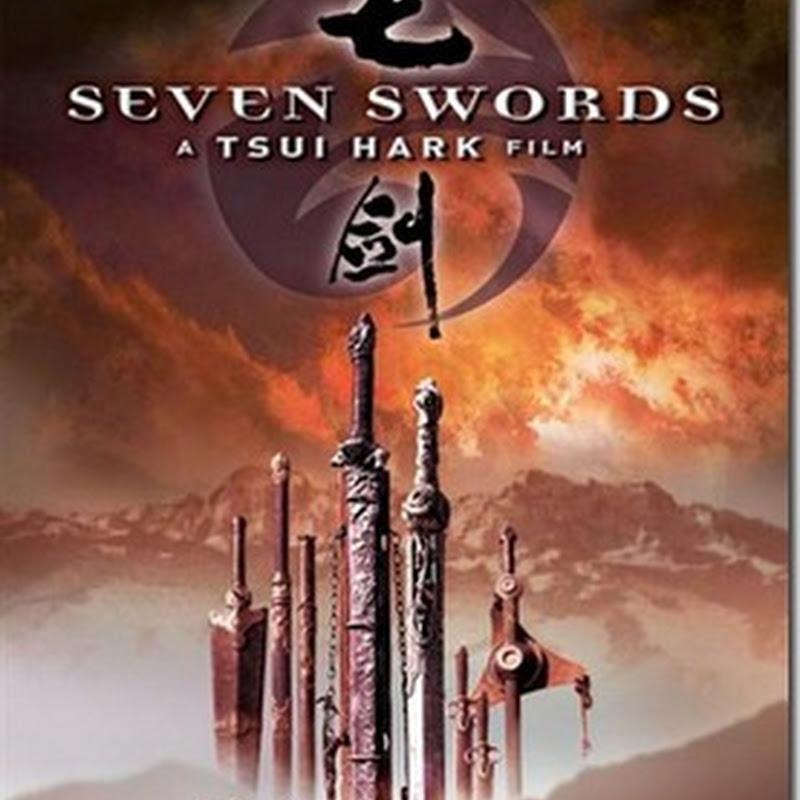 หนังออนไลน์ Seven Swords 7 – กระบี่เทวดา HD
