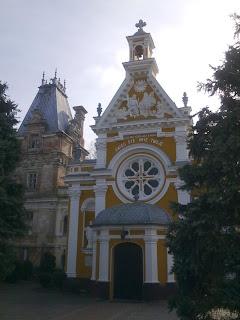 kaplica przypalacowa (kosciol pw. sw. Feliksa de Valois)