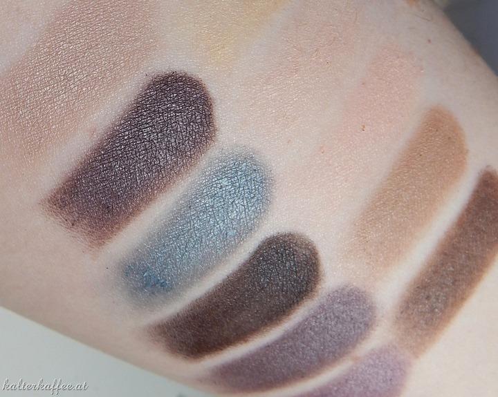 Make Up Revolution: Essential Mattes palette