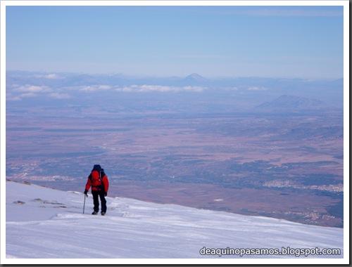 Picon de Jerez 3090m, Puntal de Juntillas y Cerro Pelao 3181m (Sierra Nevada) (Isra) 2771