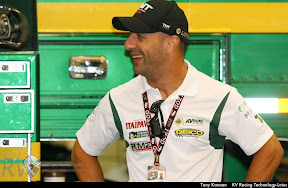 Tony Kanaan    KV Racing Technology-Lotus