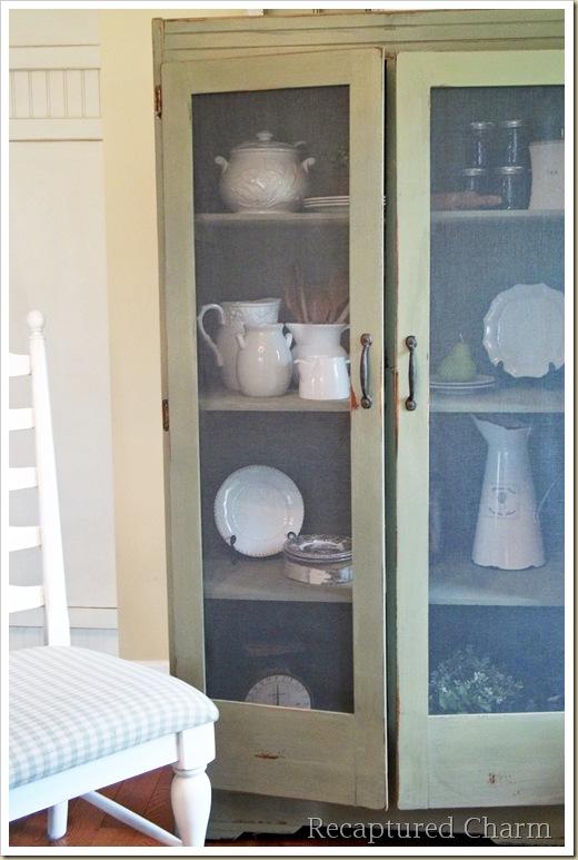 armoire milk paint 121a