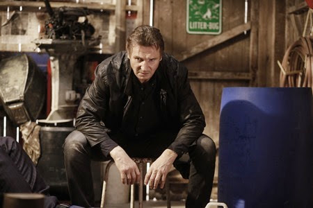 Liam Neeson is Bryan Mills in Taken 3