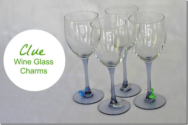 Clue Wine Glass Charms2