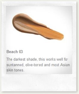 Liz Earle Sheer Skin Tint In Beach Swatch