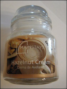 Mainstays Hazelnut Cream