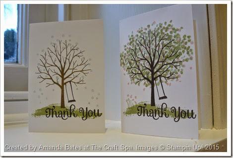 Sheltering Tree Thank You Notecards, Amanda Bates, The Craft Spa, 2015_01 (1)